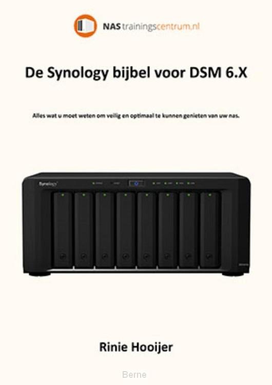 De Synology bijbel voor DSM 6.X
