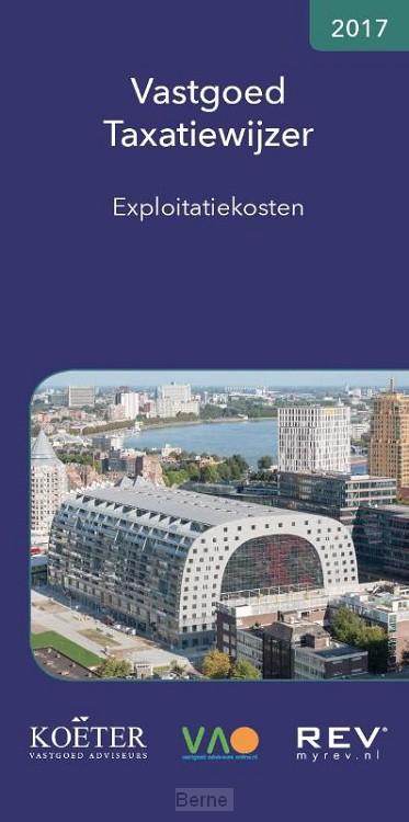 Vastgoed Taxatiewijzer / Exploitatiekosten 2017