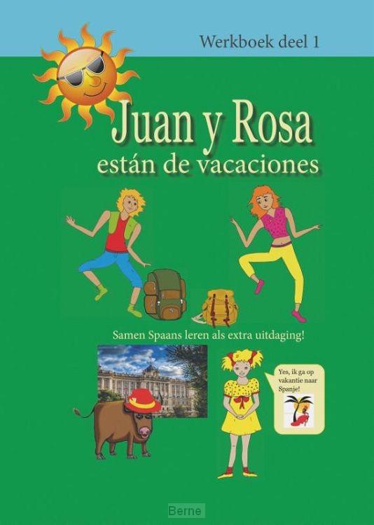 Juan y Rosa están de vacaciones, Werkboek 1