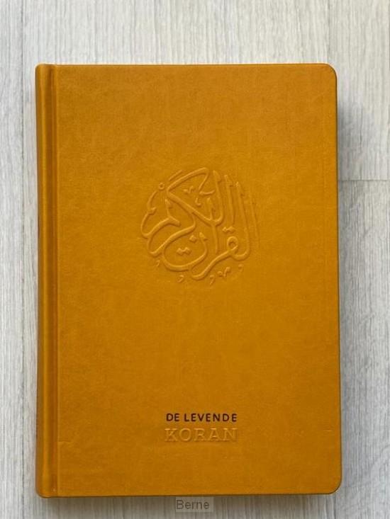 De Levende Koran, 2e Druk (Hardcover)