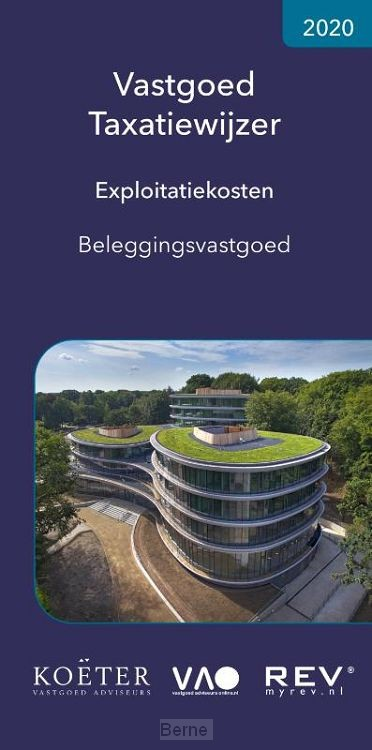 Vastgoed Taxatiewijzer Exploitatiekosten Beleggingsvastgoed / 2020
