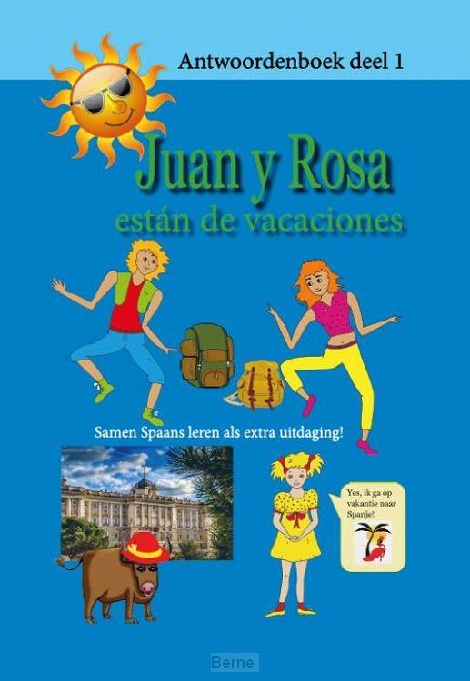 1 / Juan y Rosa están de vacaciones / Antwoordenboek