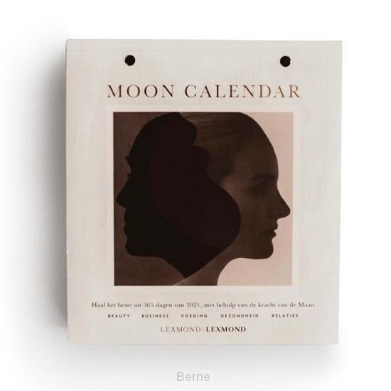 Moon Calendar / 2021