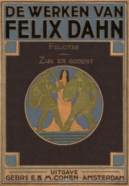 De werken van Felix Dahn