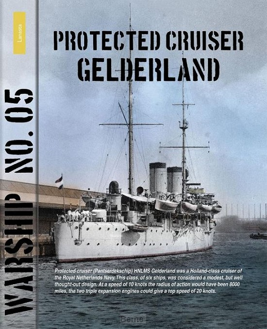 Protected cruiser Gelderland