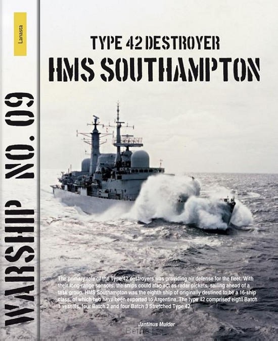 Type 42 destroyer Southampton