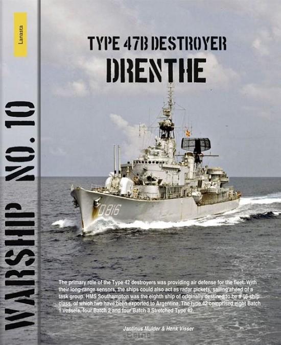 Type 47b destyroyer Drenthe