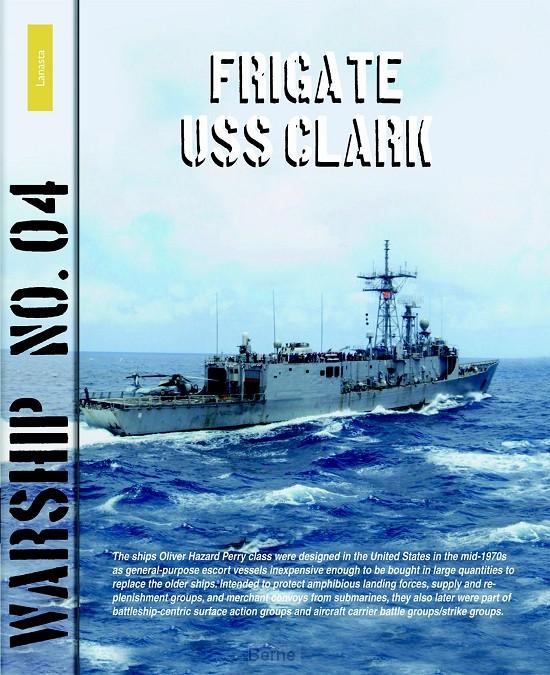 Frigate USS Clark / 4