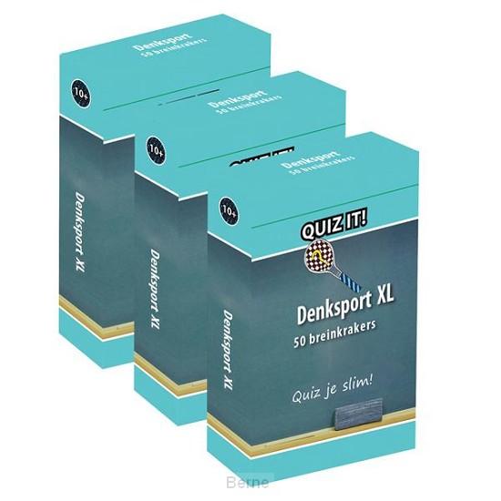QUIZ IT - Denksport XL, 3ex. - QT323
