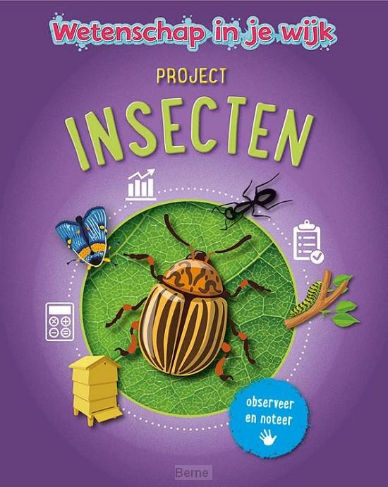 Project Insecten, Wetenschap in je wijk