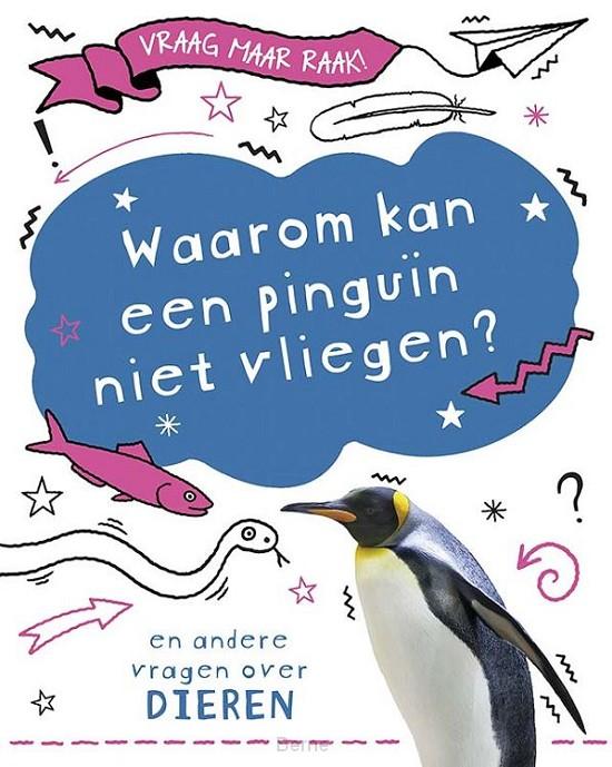 Waarom kan een pinguïn niet vliegen?