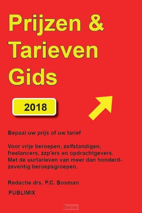 Prijzen & Tarievengids / 2018