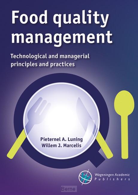 Food quality management
