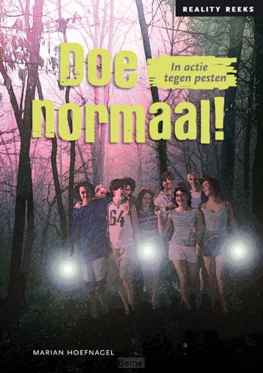 Doe normaal!