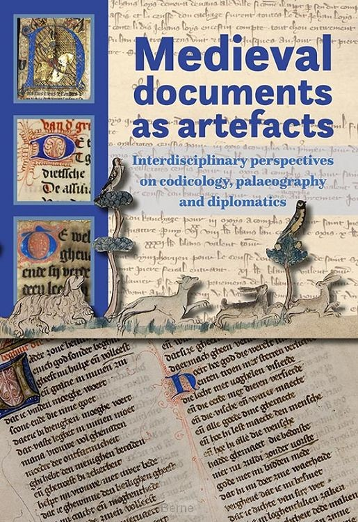 Medieval documents as artefacts