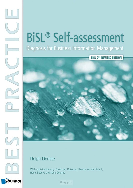 BiSL® Self-assessment