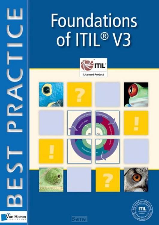Foundations of ITIL® V3