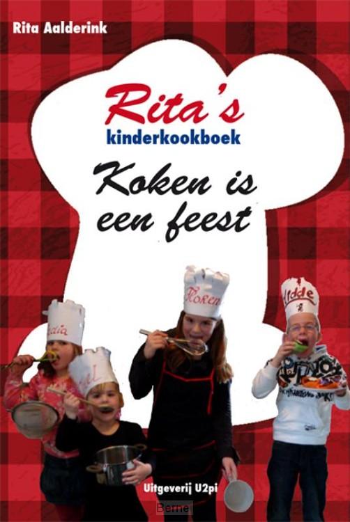 Ritas kinderkookboek Koken is een feest