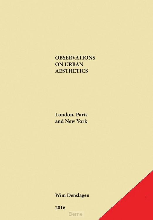 Observations on Urban Aesthetics