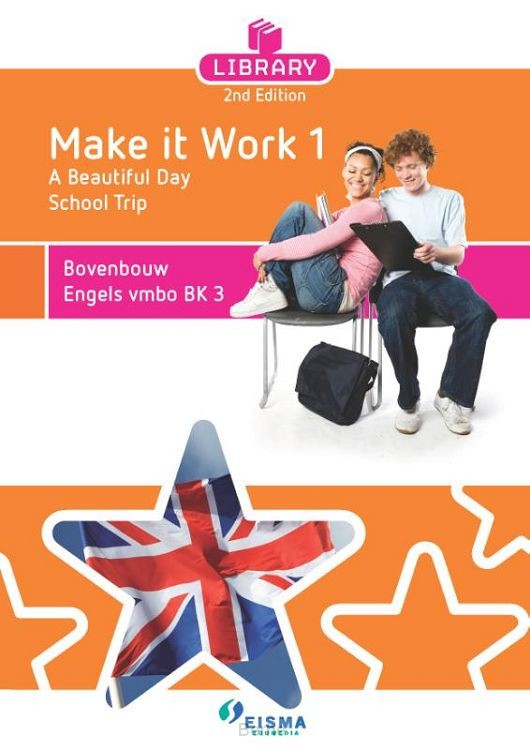 Library BK 3 - 2nd Edition / Make It Work 1