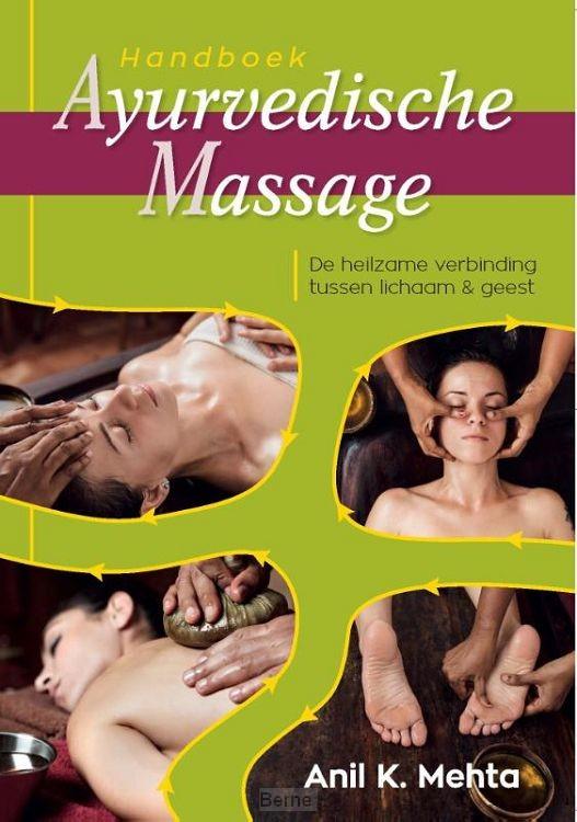 Handboek Ayurvedische massage