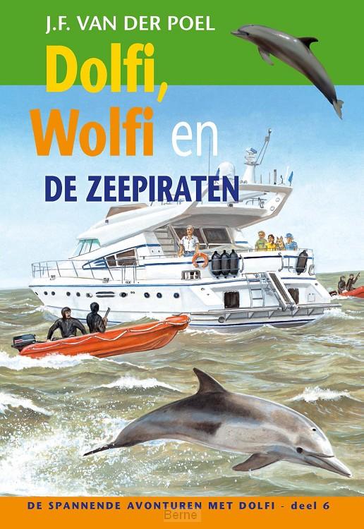 Dolfi en wolfi en de zeepiraten