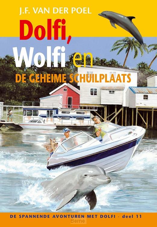 Dolfi, Wolfi en de geheime schuilplaats