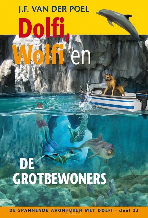Dolfi, Wolfi en de grotbewoners