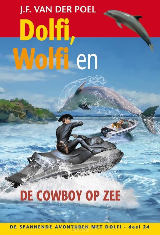 Dolfi, Wolfi en de cowboy op zee