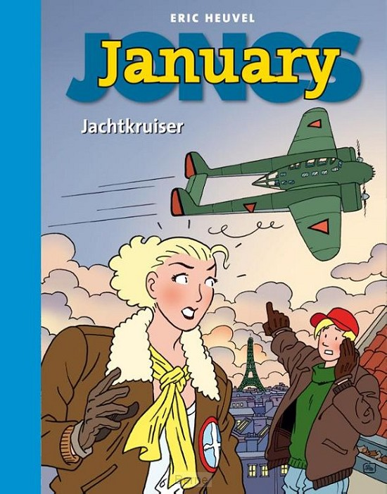 January Jones 11 Jachtkruiser LUXE