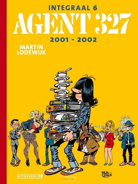 Agent Integraal 6   2001-2002