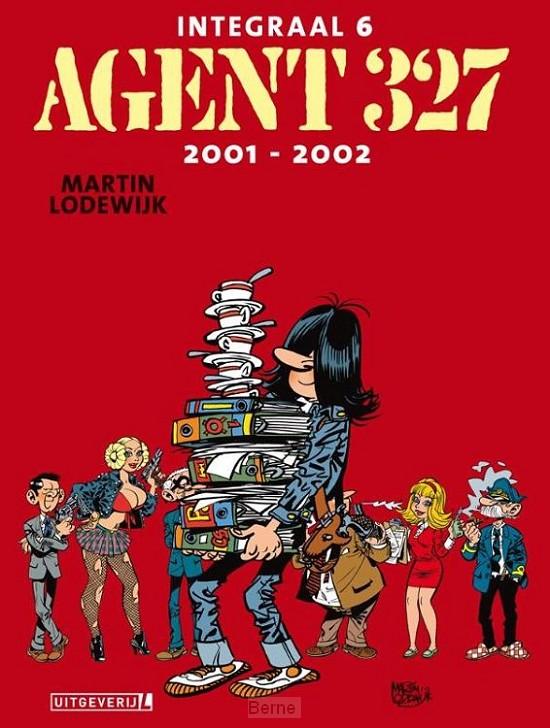 Agent Integraal 6   2001-2002 LUXE