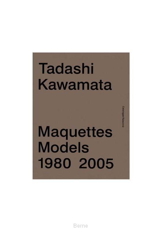 Tadashi kawamata maquettes 1 1980-2005