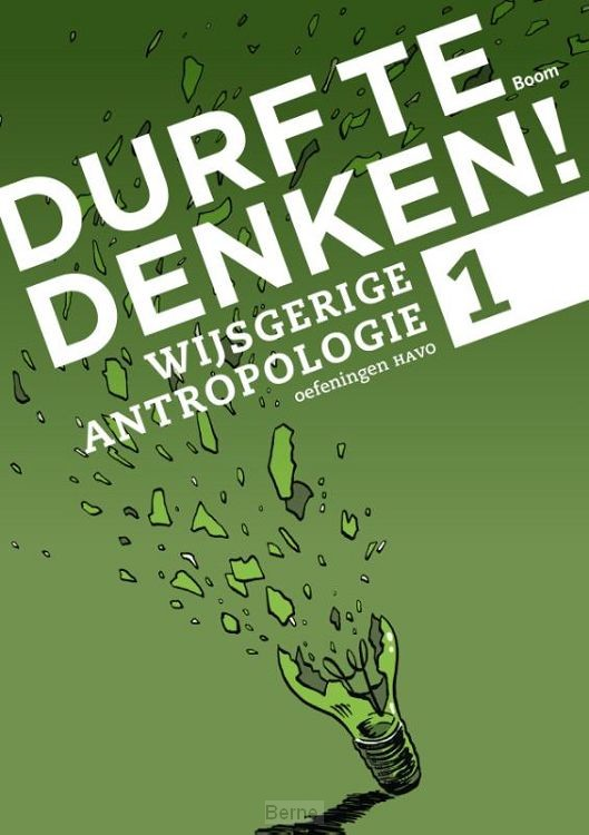 havo 1 / Wijsgerige antropologie / Werkboek