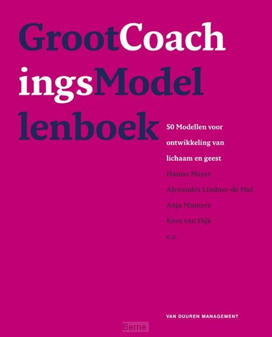 Groot coachingsmodellenboek