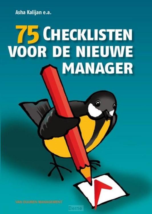75 Checklisten voor de nieuwe manager