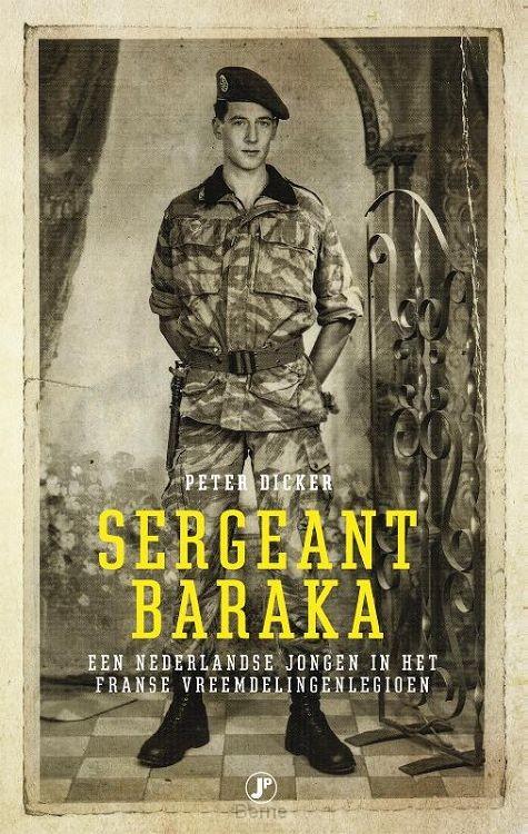 Sergeant Baraka
