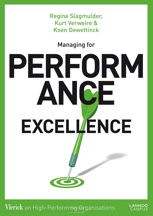 Managing for performance excellence