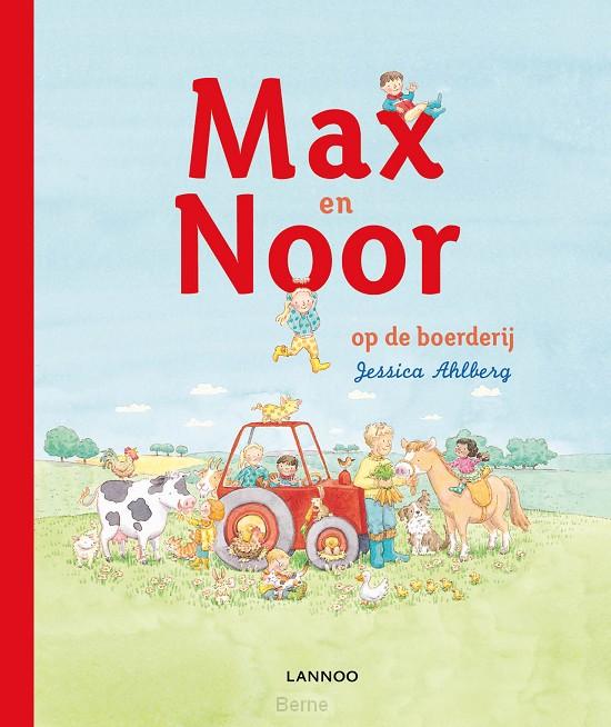 Max en Noor op de boerderij