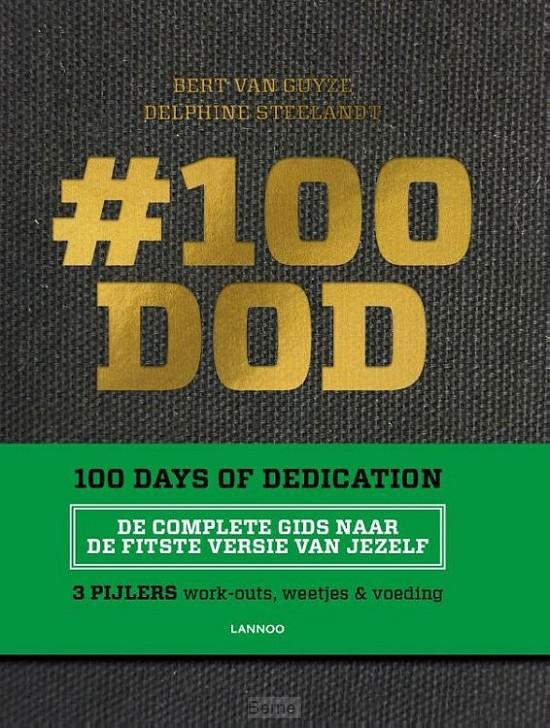 #100DOD - 100 days of dedication