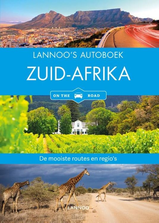 Zuid-Afrika on the road
