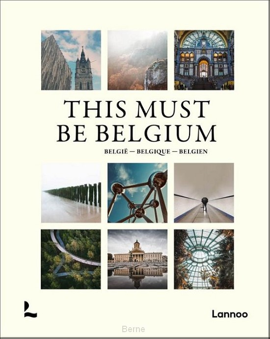 This Must Be Belgium / België / Belgique / Belgien