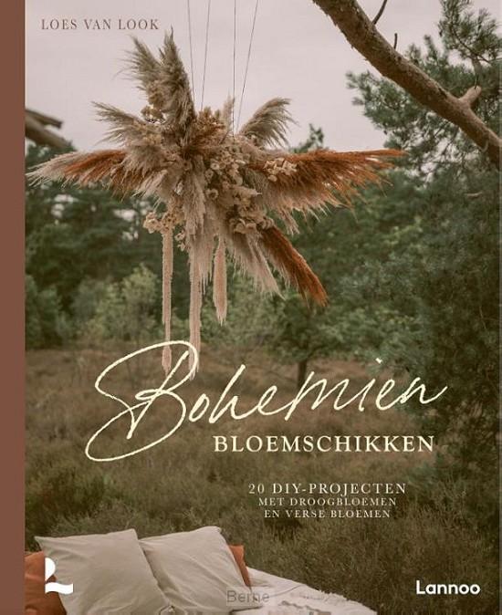Bohemien bloemschikken