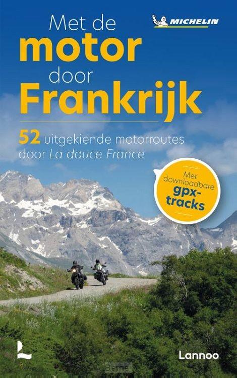 ROAD TRIPPEN OP DE MOTOR IN FRANKRIJK