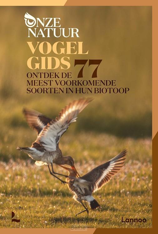 Onze natuur vogelgids (E-boek)