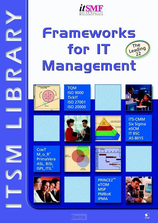 Frameworks for IT Management