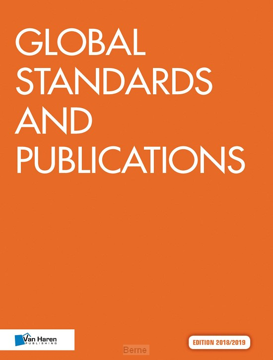 Global standards and publications / 2018/2019