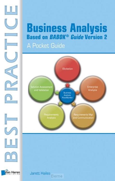Business analysis based on BABOK guide / Version 2