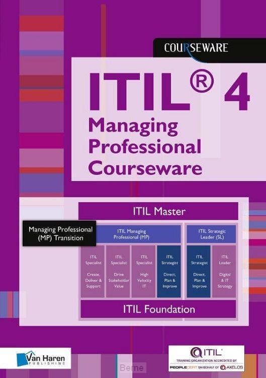 ITIL® 4 Managing Professional Courseware