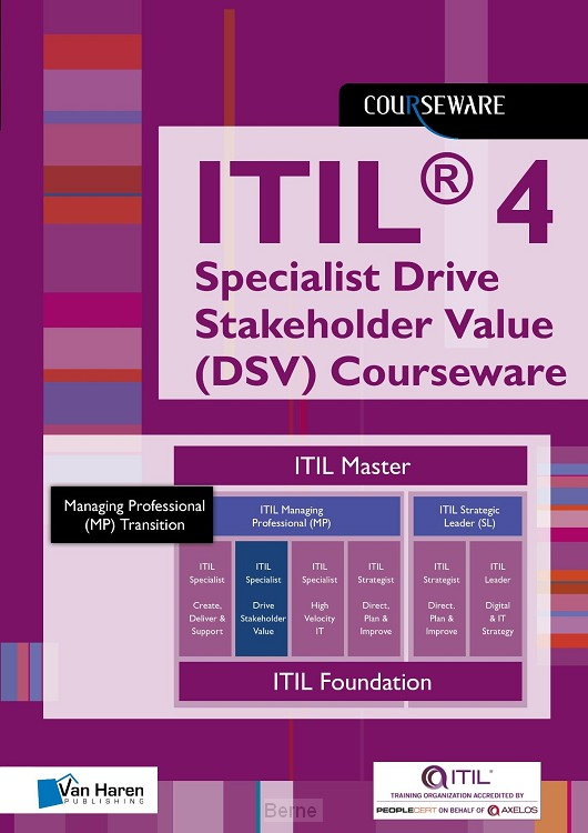 ITIL® 4 Direct, Plan, Improve Glossary (DPI) Courseware